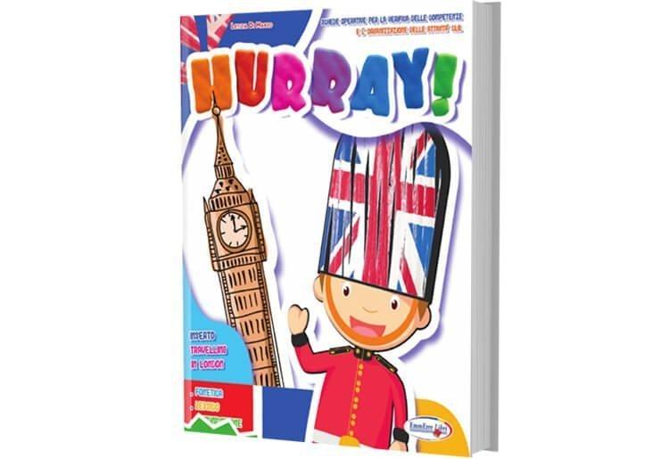 Quaderno operativo inglese