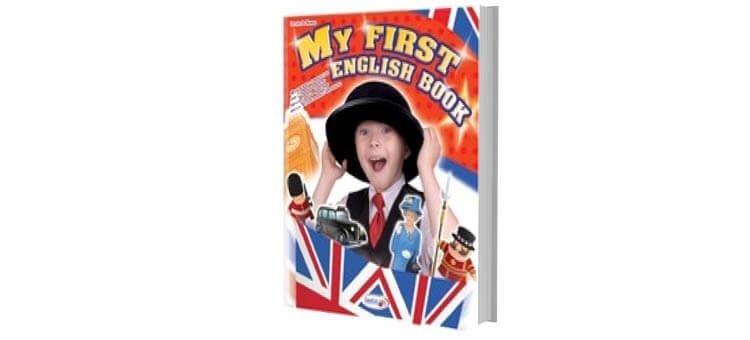 """Quaderno operativo inglese Scuola Infanzia """"MY FIRST ENGLISH BOOK"""""""