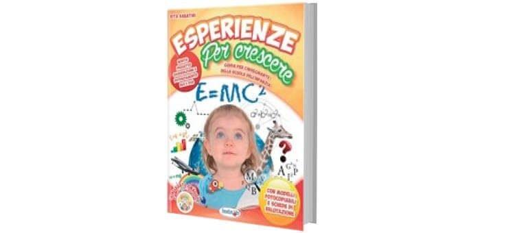 """Guida didattica insegnante infanzia """"ESPERIENZA PER CRESCERE"""""""
